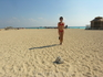 Пляж на Райском острове.