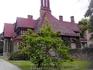 Цецилиенхоф. Скромный, но уютный дворец. В нем в 1945 году проходила историческая конференция руководителей стран-победителей