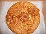 """Пирог с брусникой и яблоками из ресторана """"Лосось""""  1 кг - 350 руб. Ожидание заказа 4 часа."""