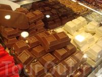 шоколад фантастический!