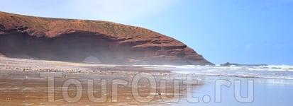пляж Lagzira
