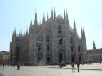 Миланский кафедральный собор. Ещё раз.