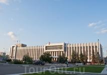 Культурно-деловой центр в Перми.