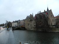 Каналы Брюгге1
