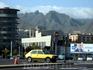 Вид на горы из центра Сан-Круза