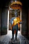 Статуя в Ангкоре