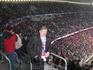 Один из лучших стадионов мира встретил шумно, но прохладно(-5)