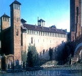 Замок Кастельвеккьо-замок Скалигеров