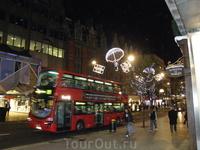 Лондон. Скоро Рождество !