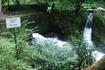 Новый Афон, плотина по дороге к гроту Симона Канонита