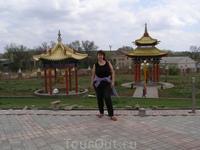Храмовый комплекс - Хурул