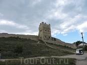 Феодосия. Крепость Кафа.
