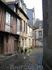 В начале 18-ого века в Ренне был сильный пожар. Практически весь город сгорел. Оригинальные постройки сохранились только в центральном квартале города