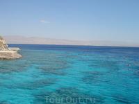 рифы фьорда
