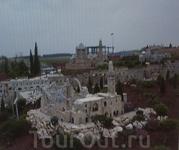 Иерусалим, Еврейский квартал, разрушенная синагога.