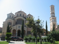 Православный храм в Шкодере.