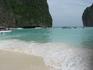 знаменитая бухта, где снимался фильм пляж