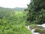 вода питает все рисовые поля внизу