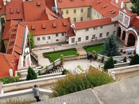 Сады и дворы Пражского Града