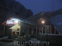 Кафетерий в Терсколе