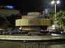 Тель-Авив. Самый красивый фонтан Израиля))) Ну, честно говоря, смотрится не очень)