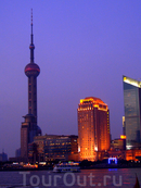 Шанхай - прошлое и настоящее