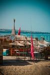 Бунгало-пляжный ресторан на берегу моря