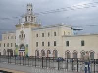 Ипподром федерального значения (снимок из электрички)