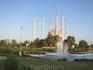 очень красивая, хоть и довольно новая мечеть