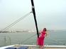 Катание на яхте по океану - одно из незабываемых удовольствий!