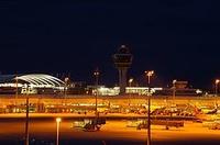 Мюнхенский международный аэропорт имени Франца-Йозефа Штрауса