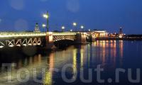 Мосты, реки и каналы Санкт-Петербурга