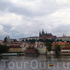 Вид на р. Влтаву и Кремль