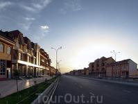 Центральная улица Андижана