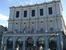 Мадрид. Здание Оперы (Королевский театр) со стороны площади Орьенте