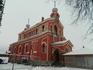 Староладожский Никольский Мужской монастырь. Церковь Иоанна Златоуста. Здесь находится ковчег с частицей мощей Николая Угодника.