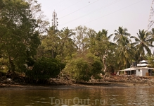 Вид с реки