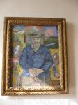 "V.Van Gogh, Le Pere Tangeuy-""дядюшка Танге."""