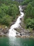 Водопад на Согнефьорде