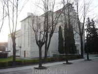 Церковь в Попраде
