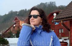 Горно-лыжный курорт Волчанска Долина.