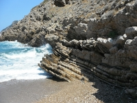 пляж Liniodoros