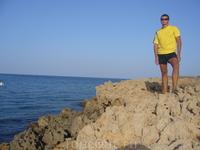 В глубинках Кипра!