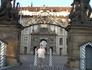 ворота Пражского Града