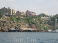 турецкие берега. Район Лара в Анталии