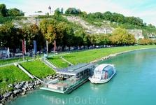 река Зальц