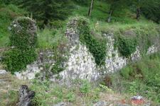 Новый Афон Анакопия стена