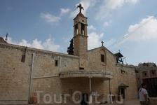 Греческая православная церковь в Назарете