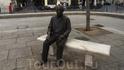 Malaga - Пикассо как памятник