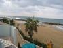 Вид с балкона отеля в Санта Севере. Городок в 60 км от Рима